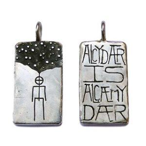 Кулон Alcydaer