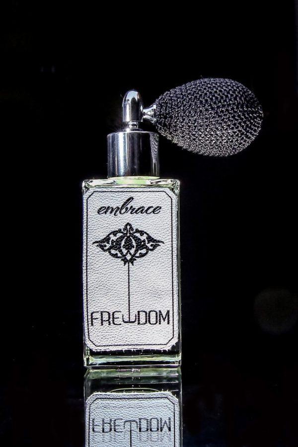 Embrace freedom