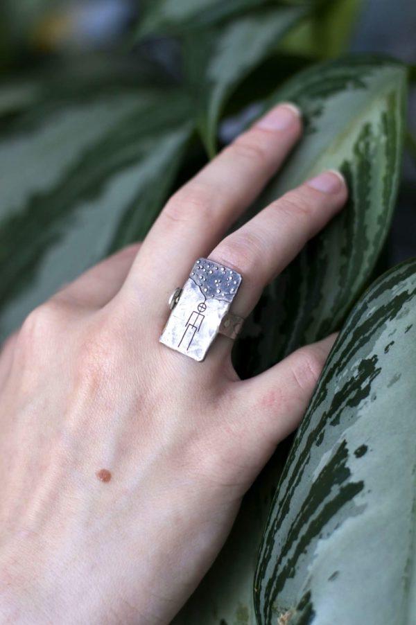 Кольцо «Alcydær»