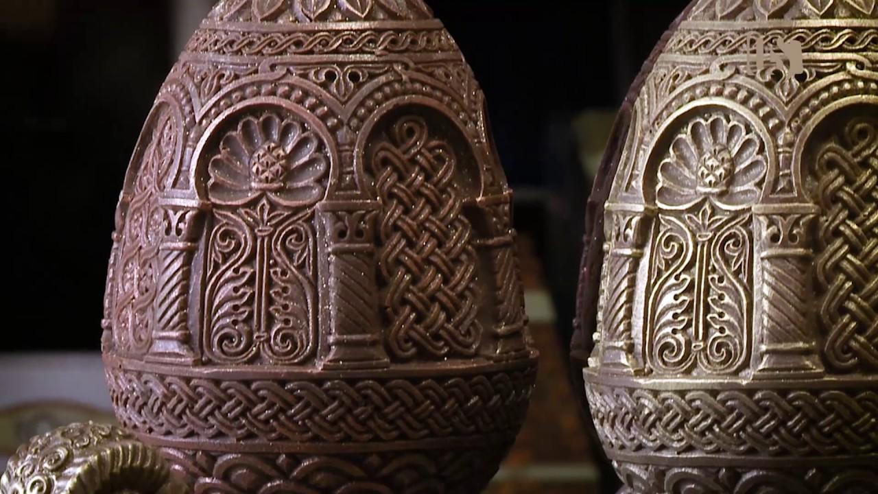 Hikond. Шоколадный цех Ольги Шауэрман
